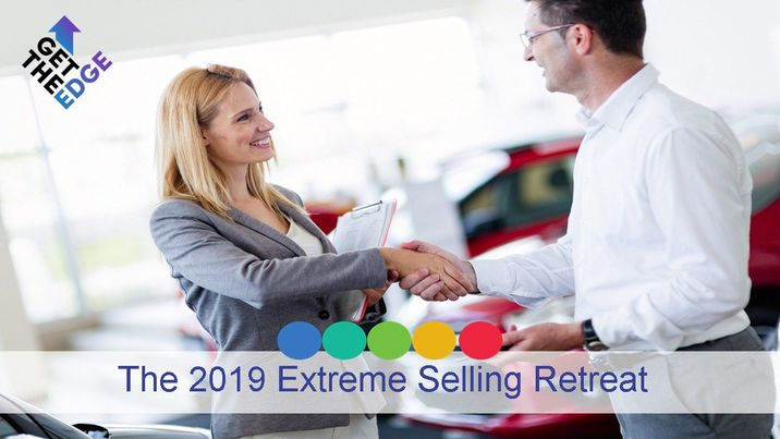 The Extreme Selling Retreat 2019